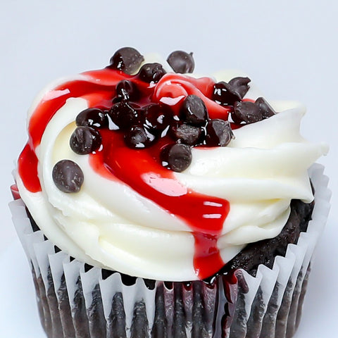 Devils Scandal Alcohol Infused Sin City Cupcakes Las Vegas