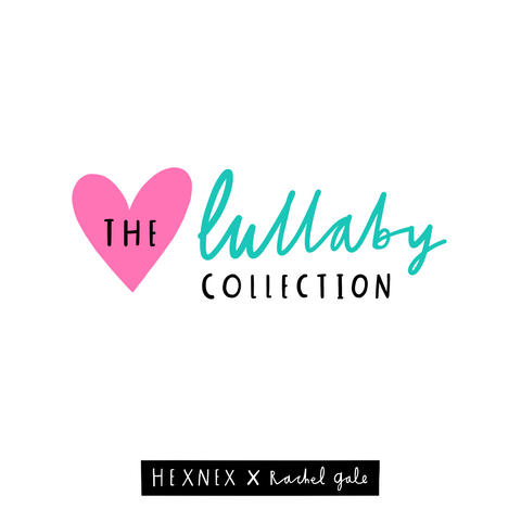 * NEW * Teething necklaces are here! The Lullaby Collection by HexNex X Rachel Gale