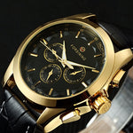 Mechanical Leather  Wrist Watches