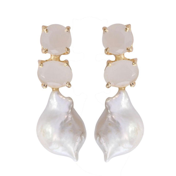 ANTARES Classic Baroque Earrings