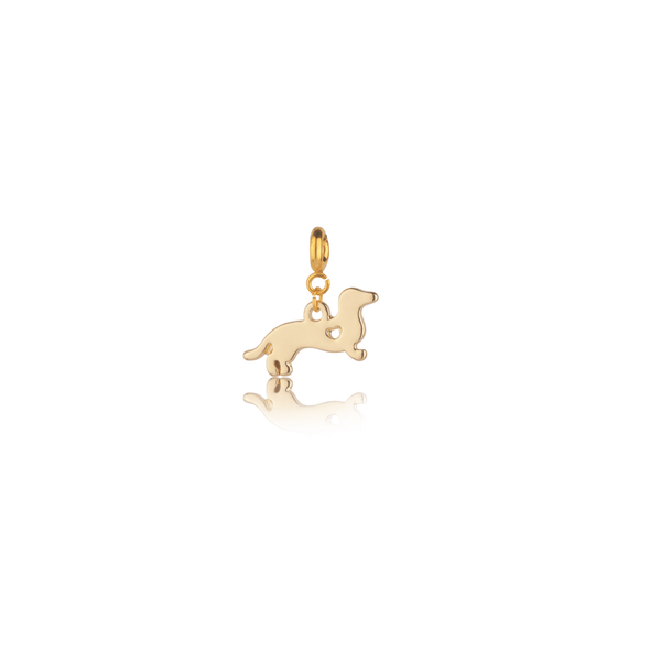 The Omnia Design Company Dog Charm