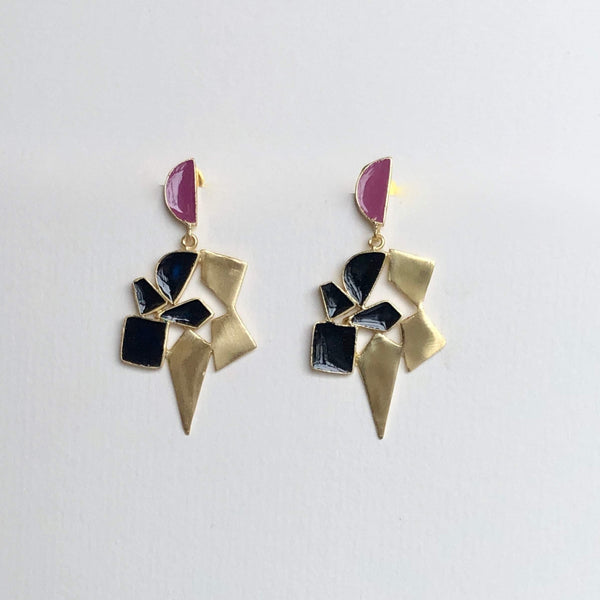 In Stock Earrings The Zoe Earrings