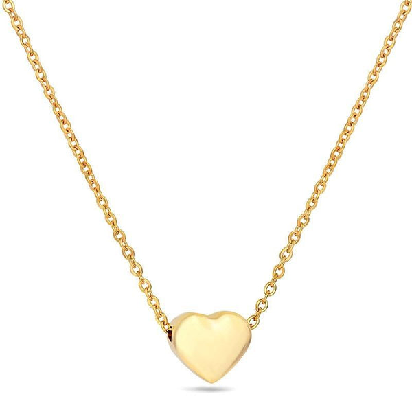 In Stock Necklace Heart Necklace