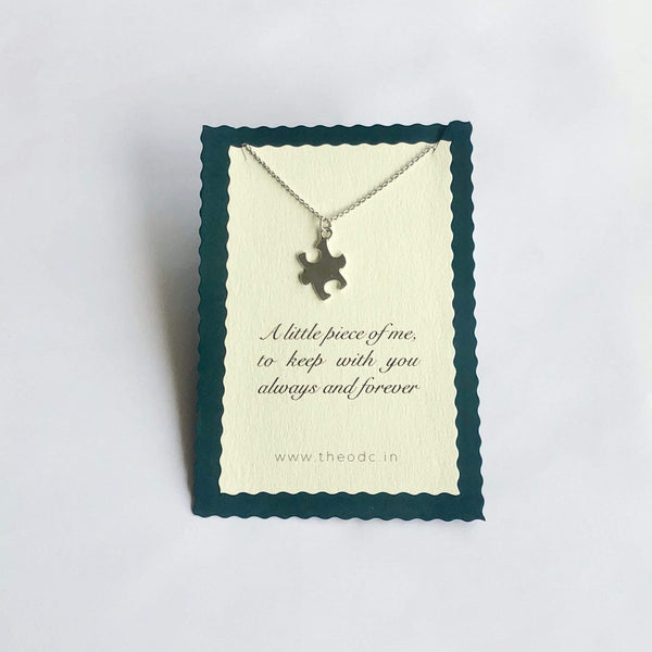 In Stock Necklace Piece of Me Necklace