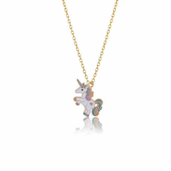The Omnia Design Company Necklace Unicorn Necklace The Omnia Design Company