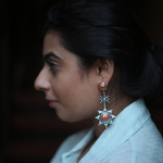 In Stock The Fariyaad Earrings The Omnia Design Company