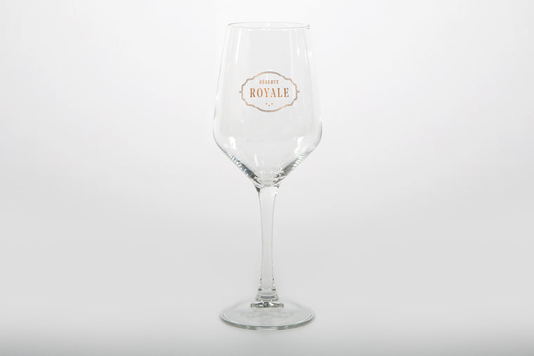 Réserve Royale Glass 31cl x 6