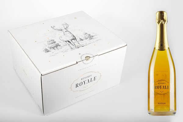 Réserve Royale Blonde 75cl x 6
