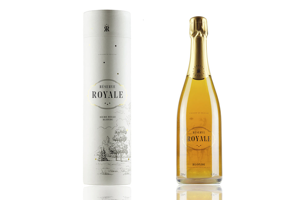 Réserve Royale Blonde 75cl in Gift-Tube