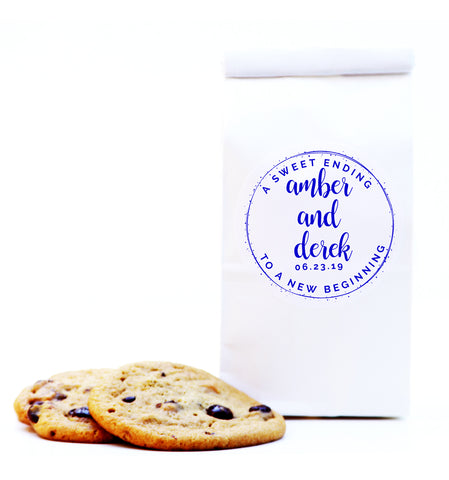 Cookie Favor Bags Item #CL-079