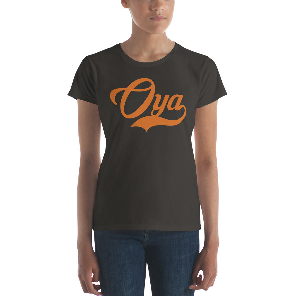 CONGOMANIA® Women's Oya T-shirt