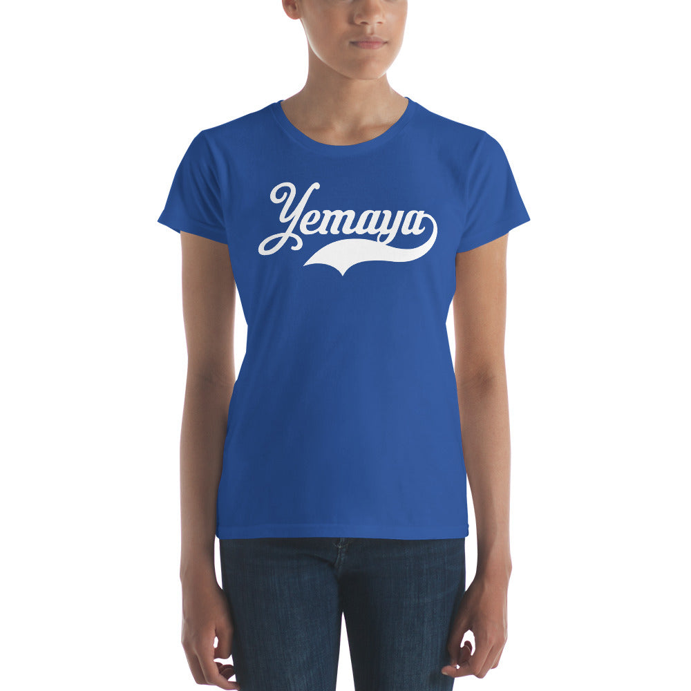 CONGOMANIA® Women's Yemaya T-shirt