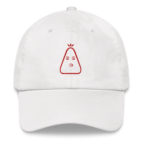 CONGOMANIA® Eshu White Dad Hat