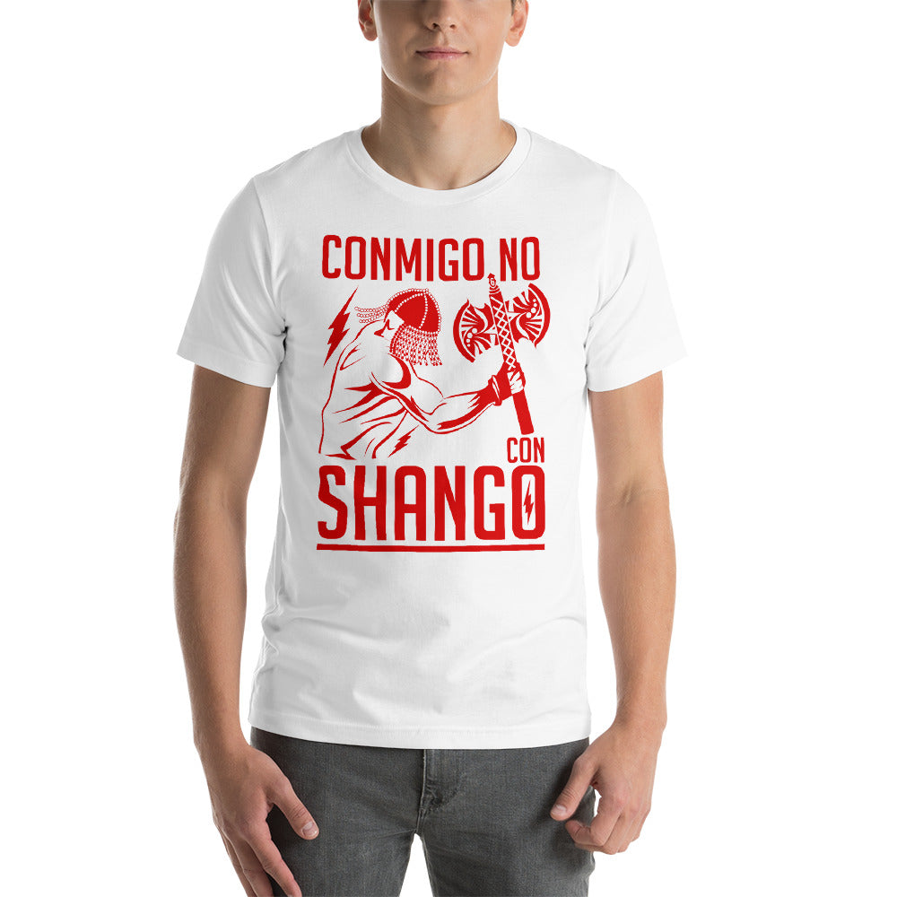 CONGOMANIA® Men's Con Shango T-shirt