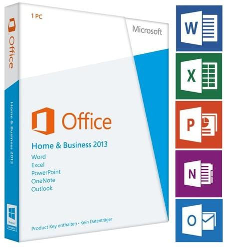 office 2013 product key home and business