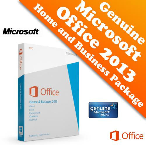 microsoft office 2013 home business windows 3pcs