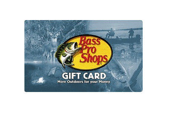 Bass Pro Shop Gift Card