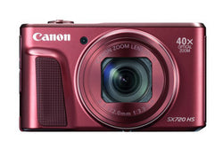 Canon - PowerShot SX720 HS 20.3-Megapixel Digital Camera