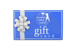 Global Golf Sales Gift Card