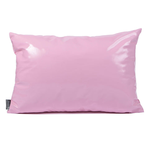Rectangular Pink Cushion