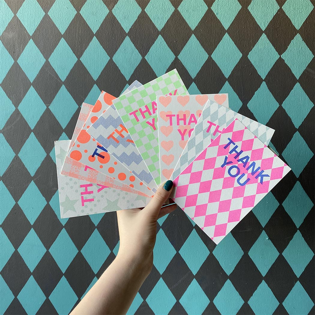 A6 Invites & Thank You Cards