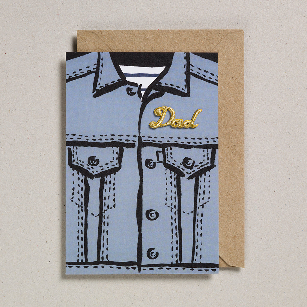 Dad Card (Pack of 6) - Jacket