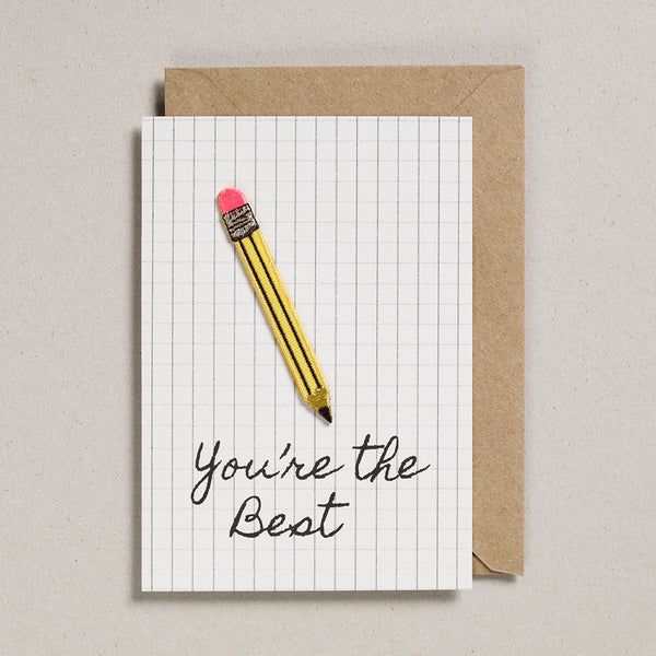 Write On With Cards - Pencil (The Best)