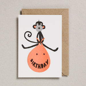 Rascals Cards - Monkey Space Hopper