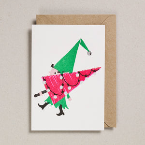 Riso Christmas - Tree Elf