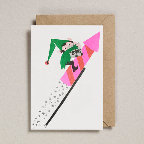 Riso Christmas - Rocket Elf
