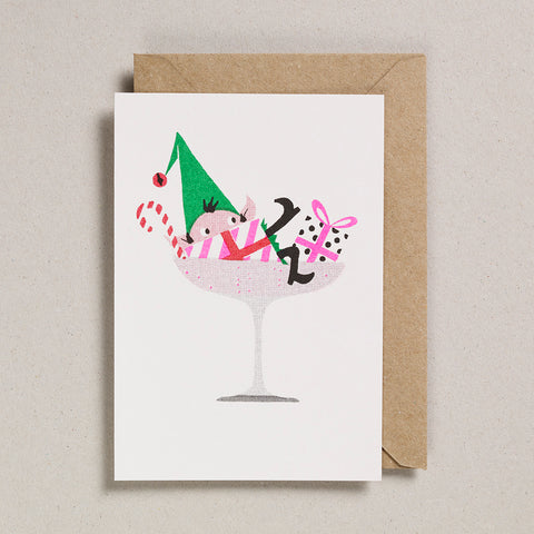 Riso Christmas - Champagne Elf
