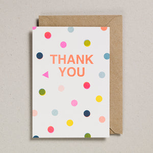 Riso Occasions Cards - Thank You Spots