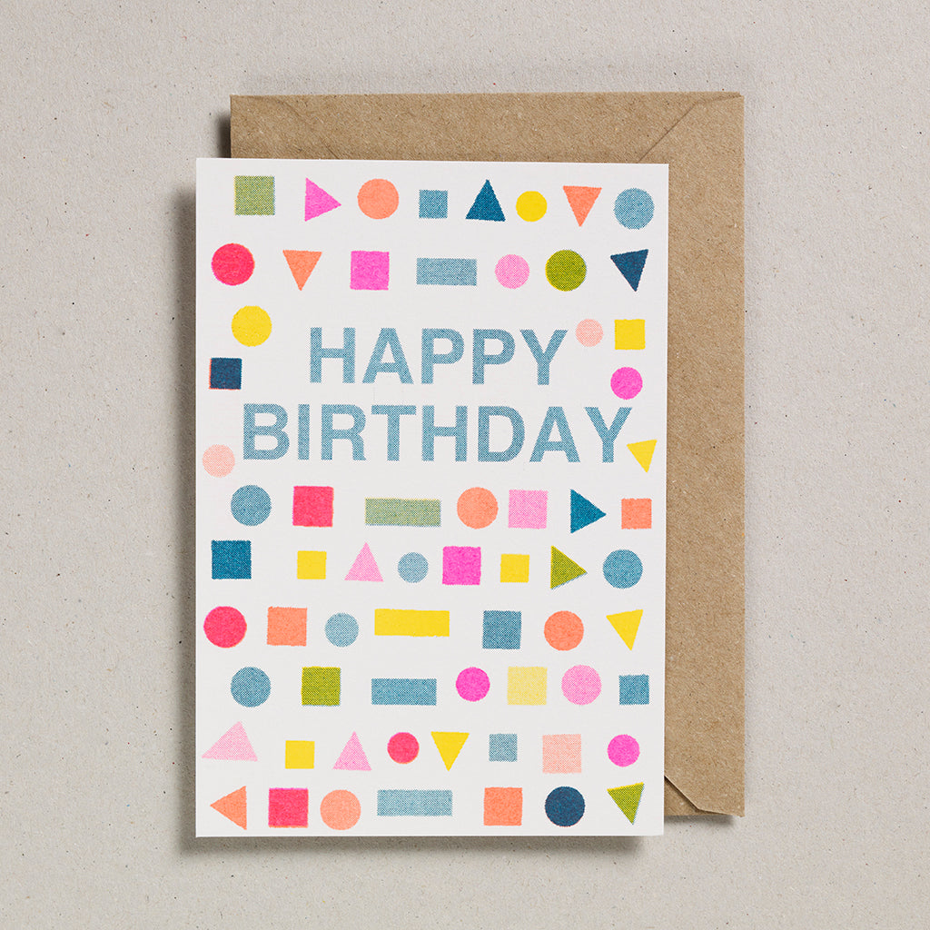 Riso Occasions Cards - Happy Birthday Mix