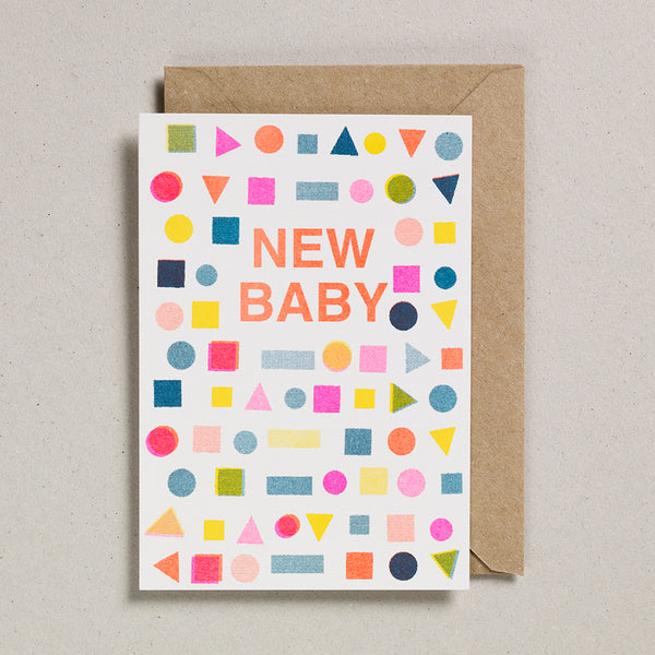 Riso Occasions Cards - New Baby Mix