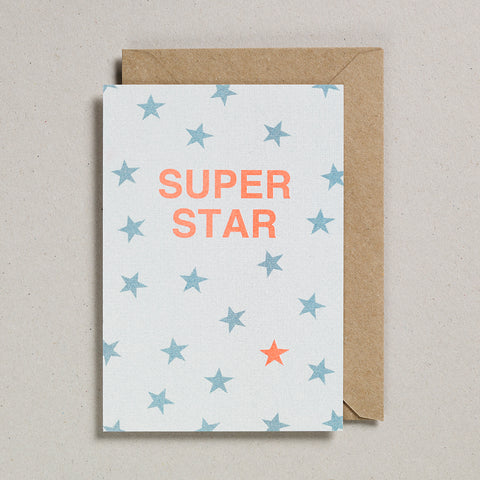 Riso Occasions Cards - Superstar Teal