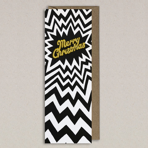 Skinny Christmas - Chevron