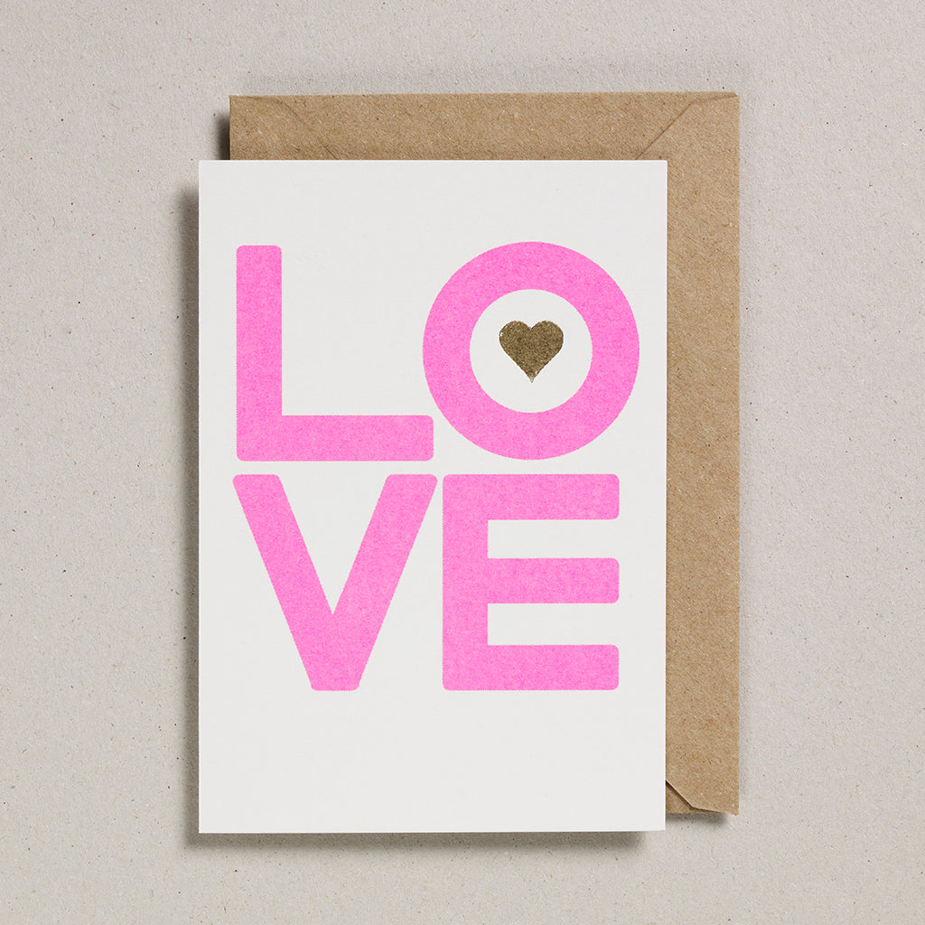 Love & Friendship Cards - Love
