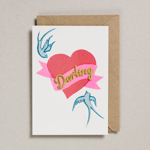 Love & Friendship Cards - Darling Heart
