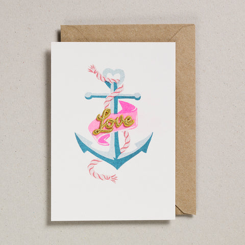 Love & Friendship Cards - Anchor