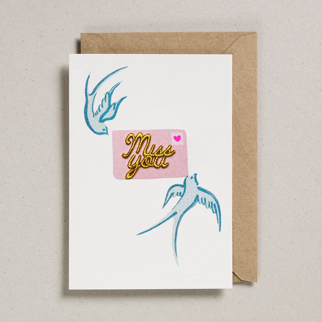 Love & Friendship Cards - Miss You