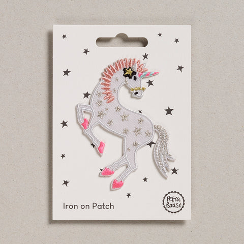 Iron on Patch - Unicorn