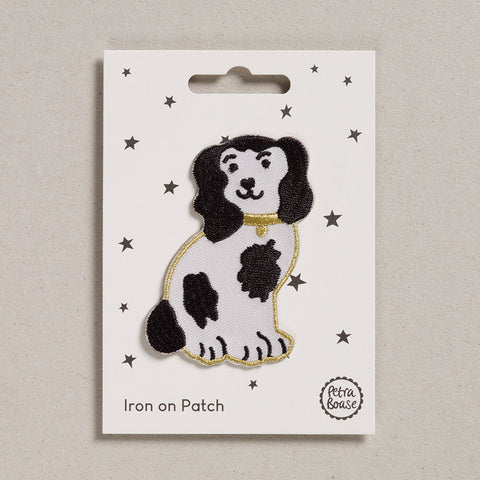 Iron on Patch - Dog