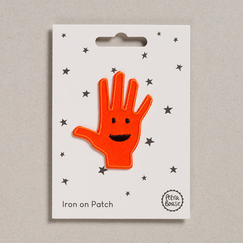 Iron on Patch - High 5