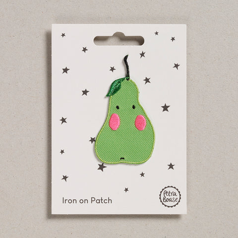 Iron on Patch - Pear