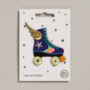 Iron on Patch - Rollerskate