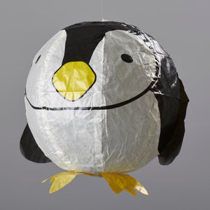 Japanese Paper Balloon - Penguin