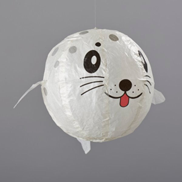 Japanese Paper Balloon - Seal