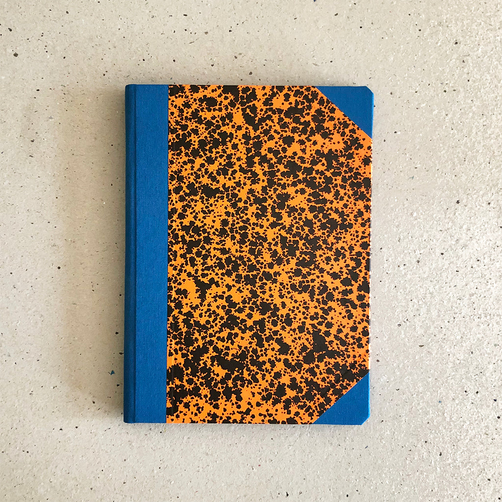 Emilio Braga A5 Notebook - Design 0002