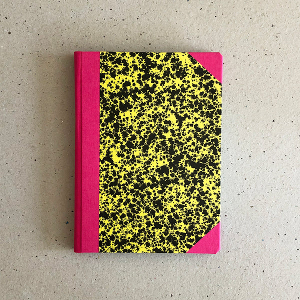 Emilio Braga A5 Notebook - Design 0005