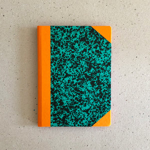 Emilio Braga A5 Notebook - Design 0006